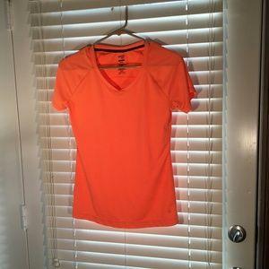 Danskin short sleeve workout top, loose fit